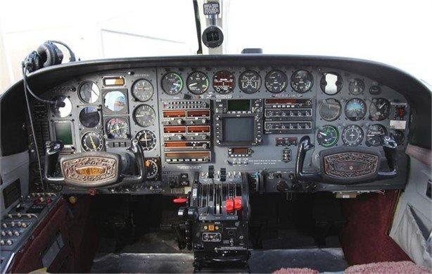 1976 CESSNA 421C Photo 4