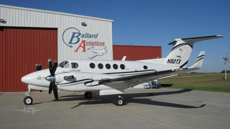 1987 BEECHCRAFT KING AIR 300 - Photo 1