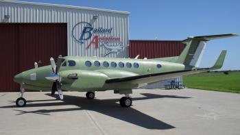 2018 BEECHCRAFT KING AIR 350ER for sale - AircraftDealer.com