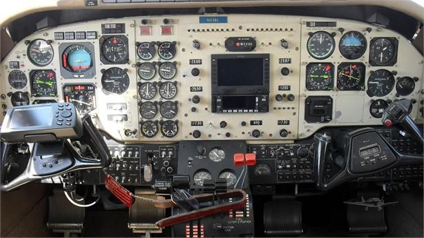 1980 BEECHCRAFT KING AIR B100 Photo 4