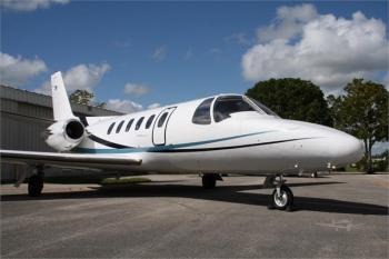 1986 CESSNA CITATION SII  for sale - AircraftDealer.com