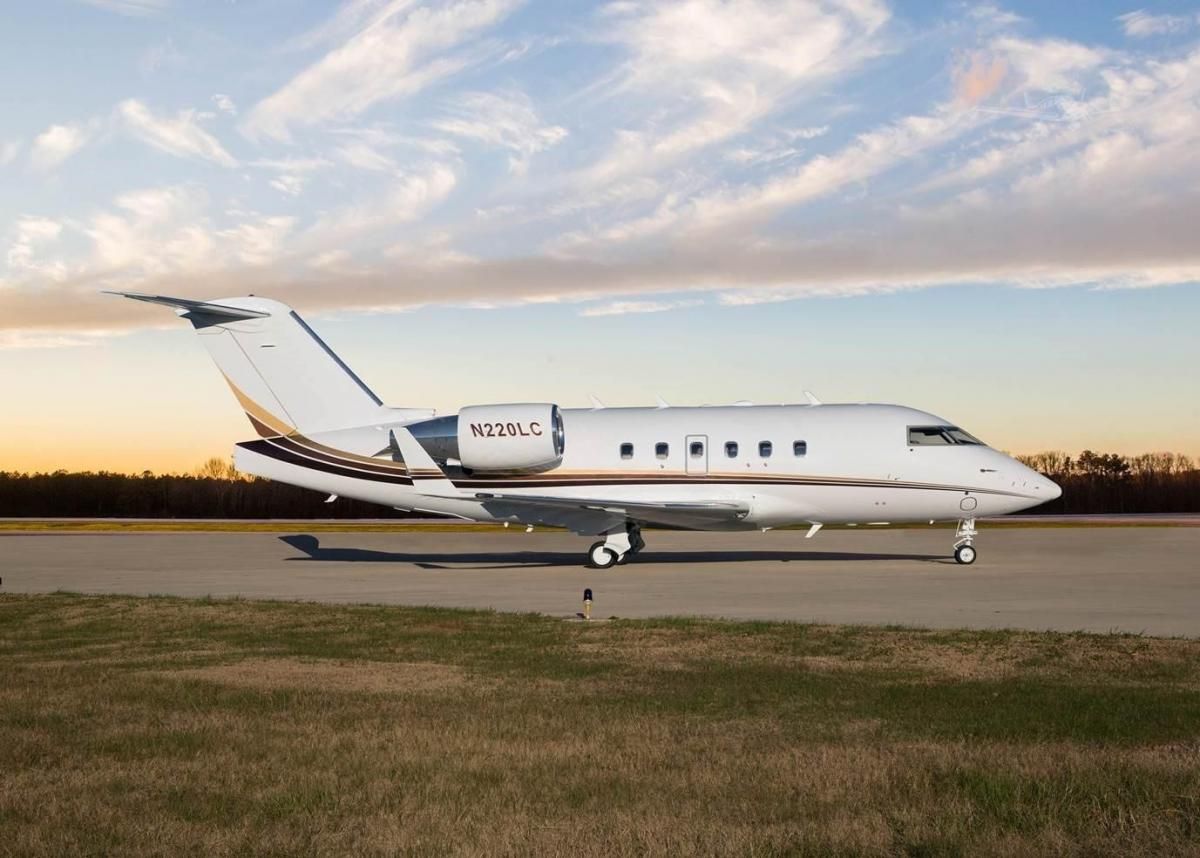 1987 BOMBARDIER/CHALLENGER 601-3A/ER Photo 2