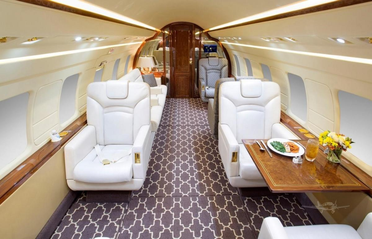 1987 BOMBARDIER/CHALLENGER 601-3A/ER Photo 3