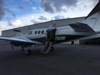 1982 BEECHCRAFT KING AIR C90-1 for sale - AircraftDealer.com