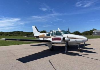 1963 Beech Baron A55 for sale - AircraftDealer.com