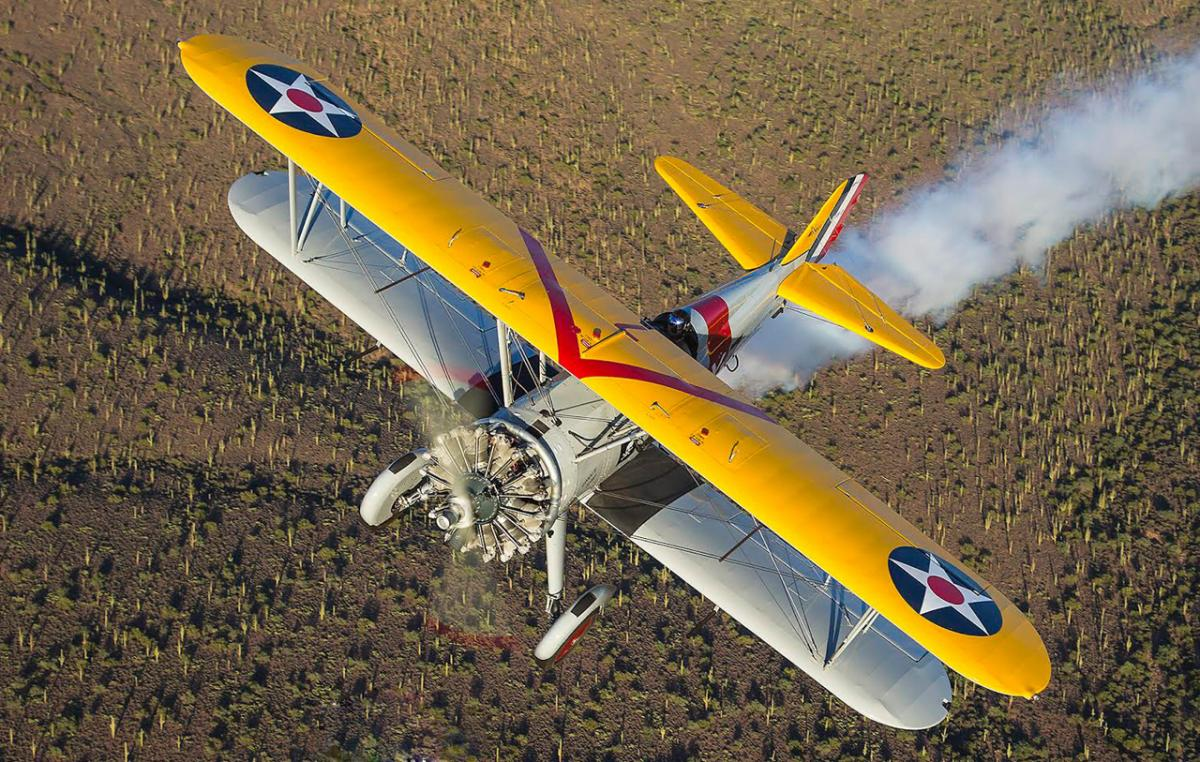 2010 Curtiss Aircraft F11C-2 Photo 4