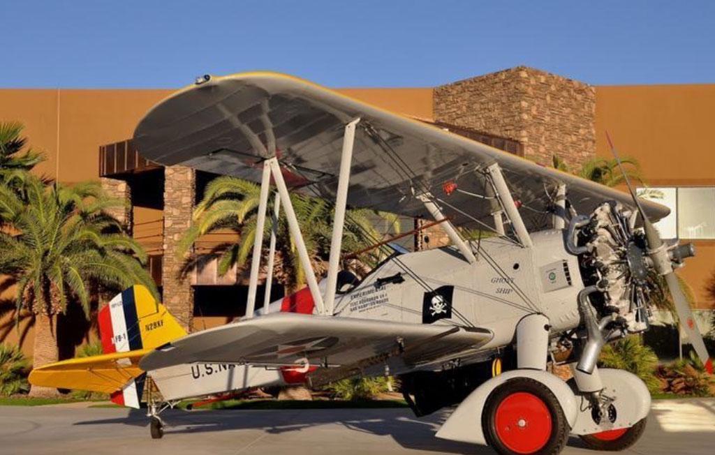 2010 Curtiss Aircraft F11C-2 Photo 3