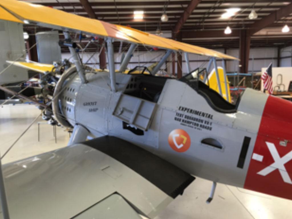 2010 Curtiss Aircraft F11C-2 Photo 5