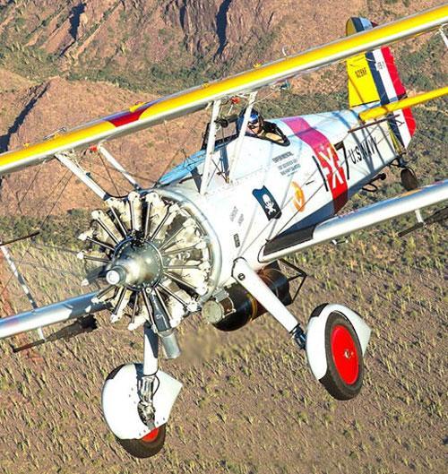 2010 Curtiss Aircraft F11C-2 Photo 6
