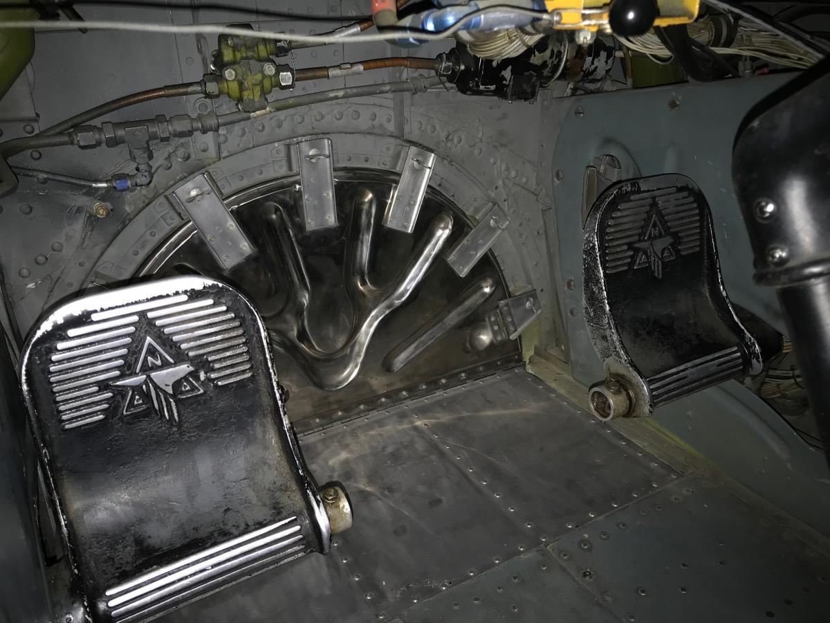 1952 North American T-28 B Photo 4