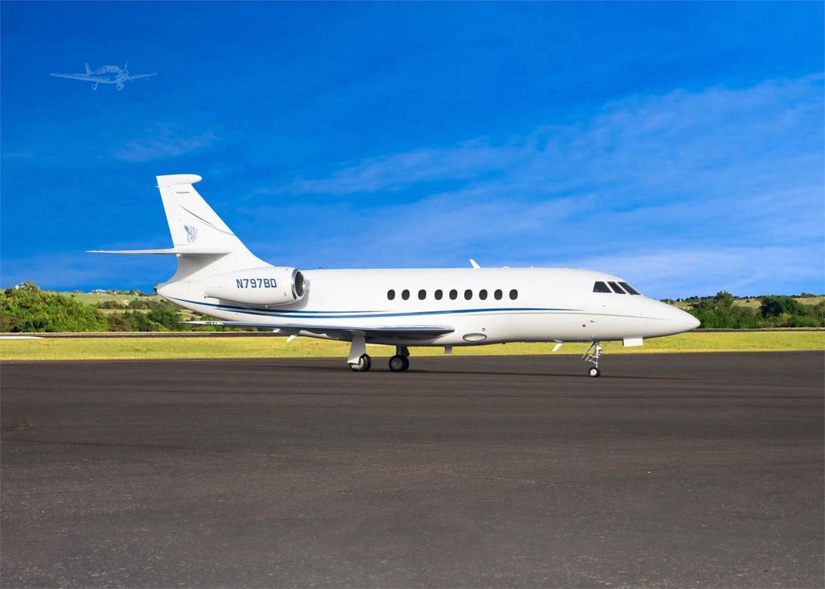 2000 Dassault Falcon 2000 Photo 2