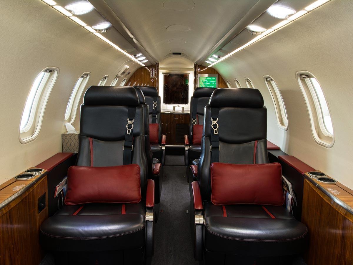 2004 Learjet 45XR Photo 4