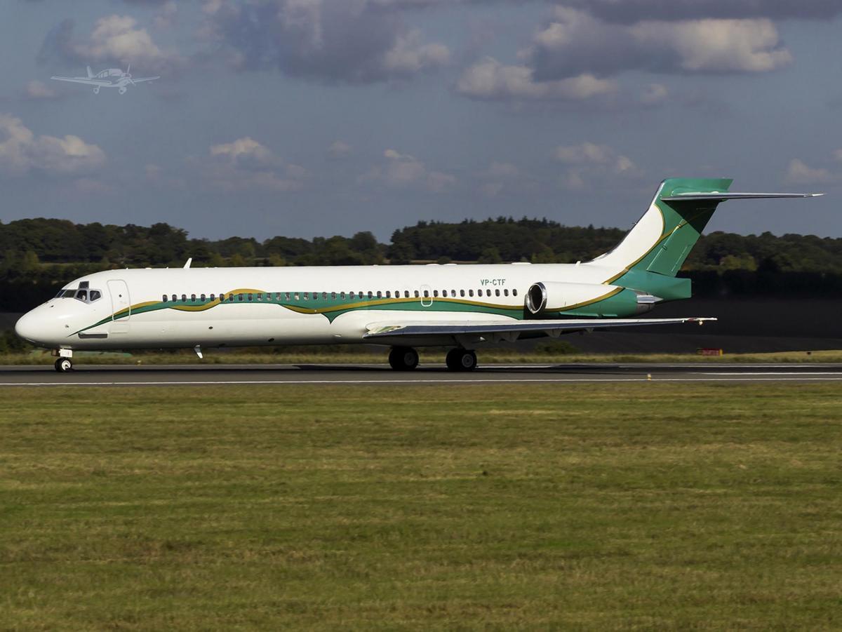 1989 MCDONNELL DOUGLAS MD-87 - Photo 1