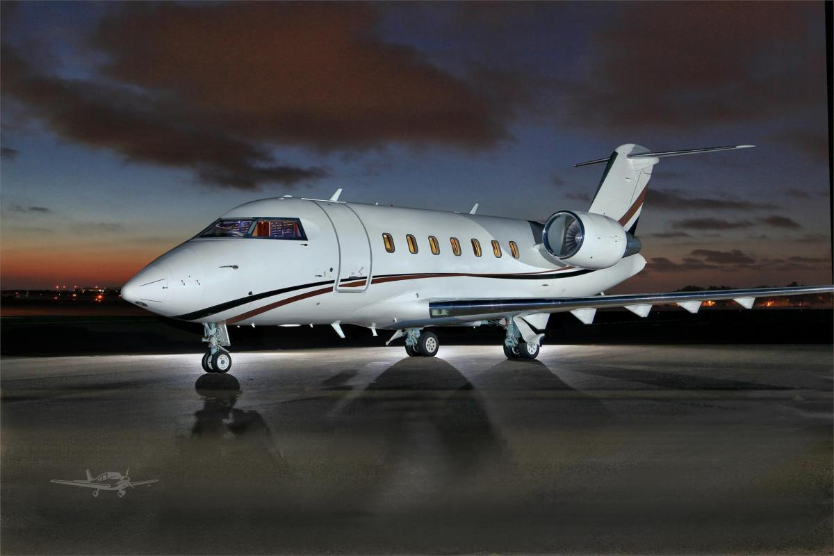 2007 BOMBARDIER/CHALLENGER 605  - Photo 1