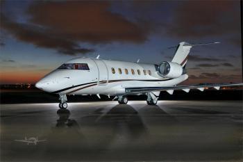 2007 BOMBARDIER/CHALLENGER 605 for sale - AircraftDealer.com