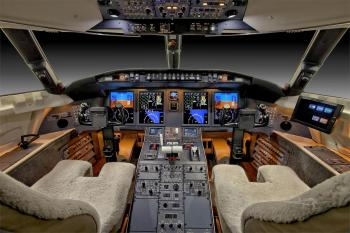 2007 BOMBARDIER/CHALLENGER 605  - Photo 2