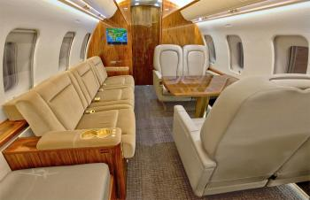 2007 BOMBARDIER/CHALLENGER 605  - Photo 4
