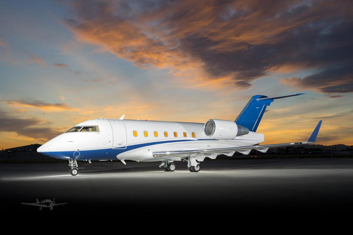 2004 BOMBARDIER/CHALLENGER 604 - Photo 1