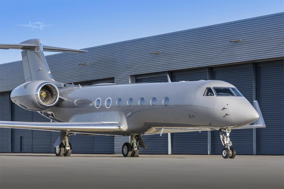 2000 GULFSTREAM V  Photo 2