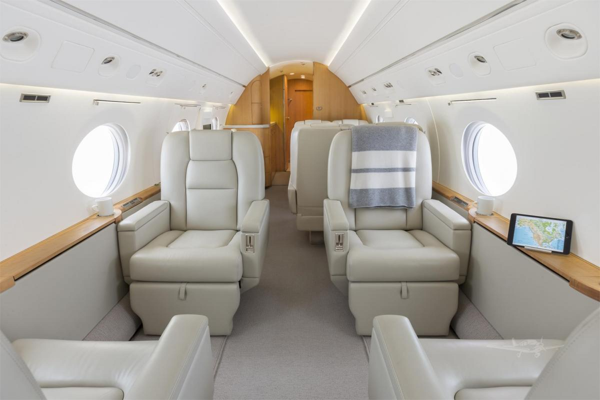 2000 GULFSTREAM V  Photo 4