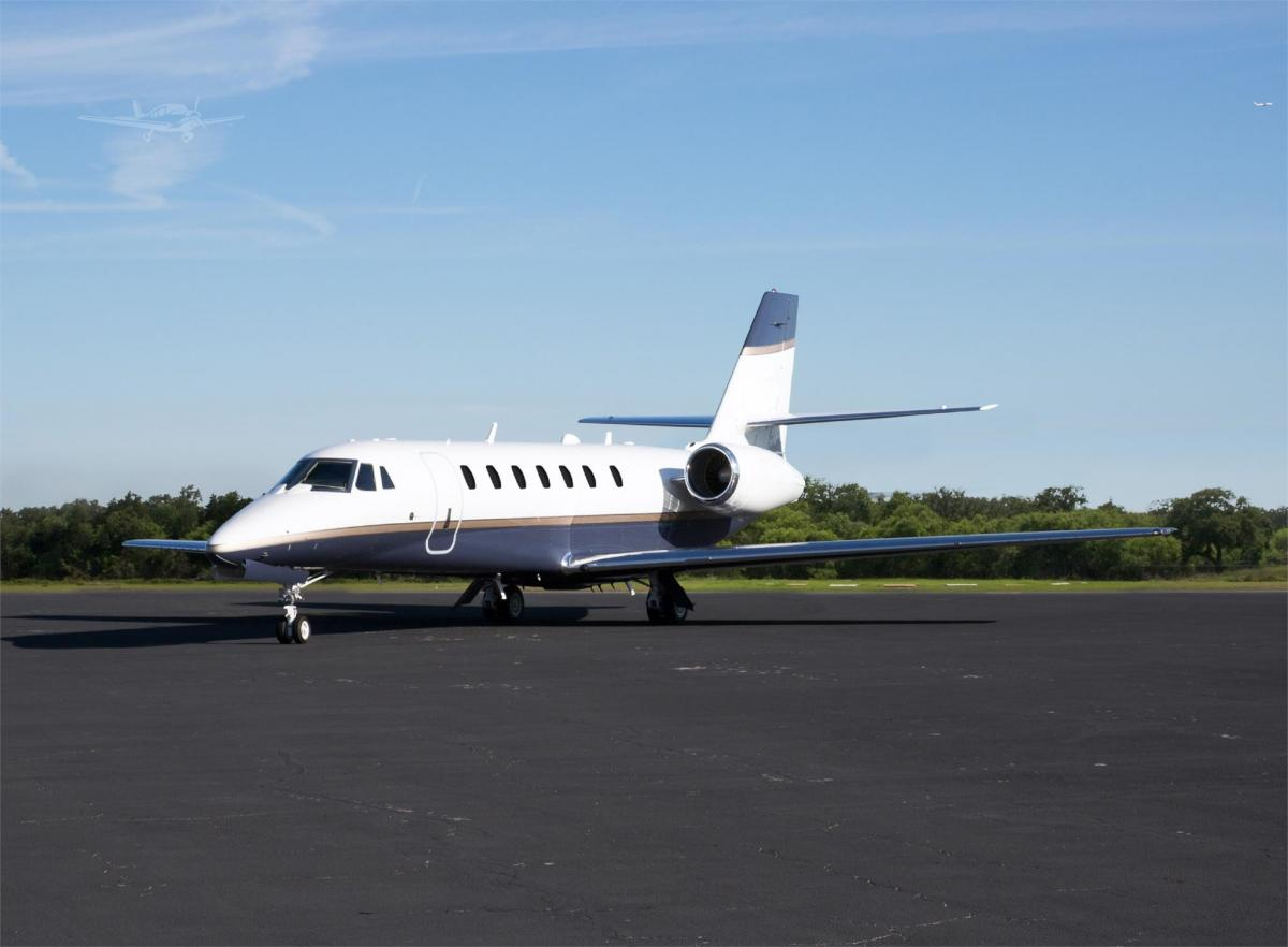 2012 CESSNA CITATION SOVEREIGN - Photo 1