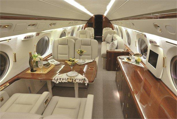 2002 GULFSTREAM GV Photo 4