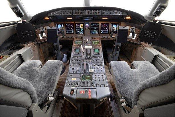2007 BOMBARDIER GLOBAL EXPRESS XRS Photo 6