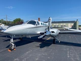 1975 CESSNA 414 for sale - AircraftDealer.com