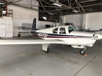 1963 MOONEY M20C for sale - AircraftDealer.com
