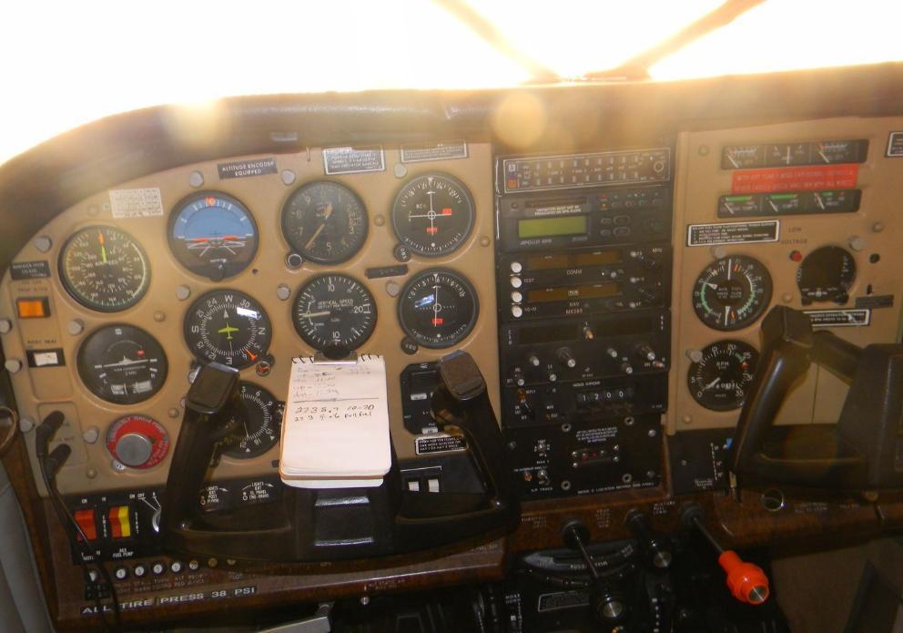 1980 CESSNA TU206G Photo 4