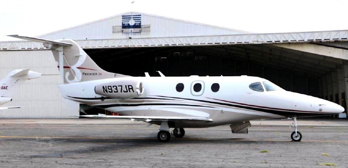 2010 BEECHCRAFT PREMIER IA  - Photo 1