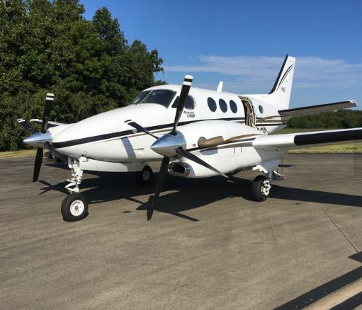 1998 Beech King Air C90B Photo 2