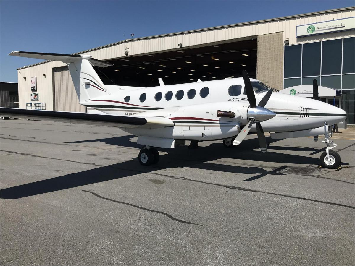1993 BEECHCRAFT KING AIR B200  - Photo 1