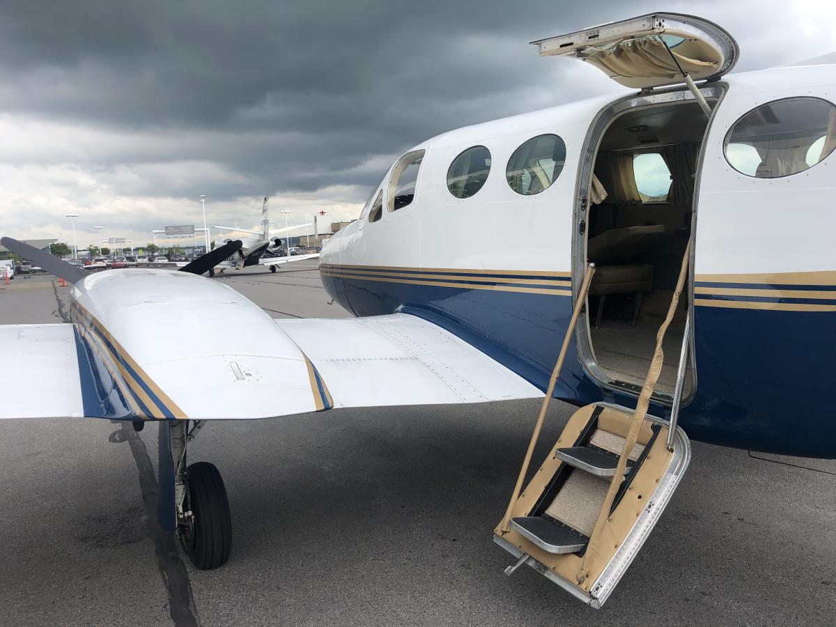 1974 Cessna 414 Photo 6