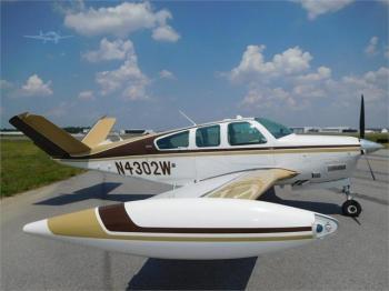 1974 BEECHCRAFT V35B BONANZA for sale - AircraftDealer.com
