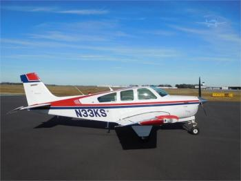 1987 BEECHCRAFT F33A BONANZA for sale - AircraftDealer.com