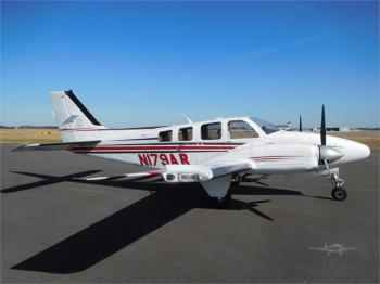 2005 BEECHCRAFT 58 BARON for sale - AircraftDealer.com