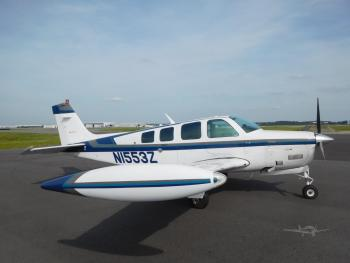 1990 BEECHCRAFT A36 BONANZA for sale - AircraftDealer.com