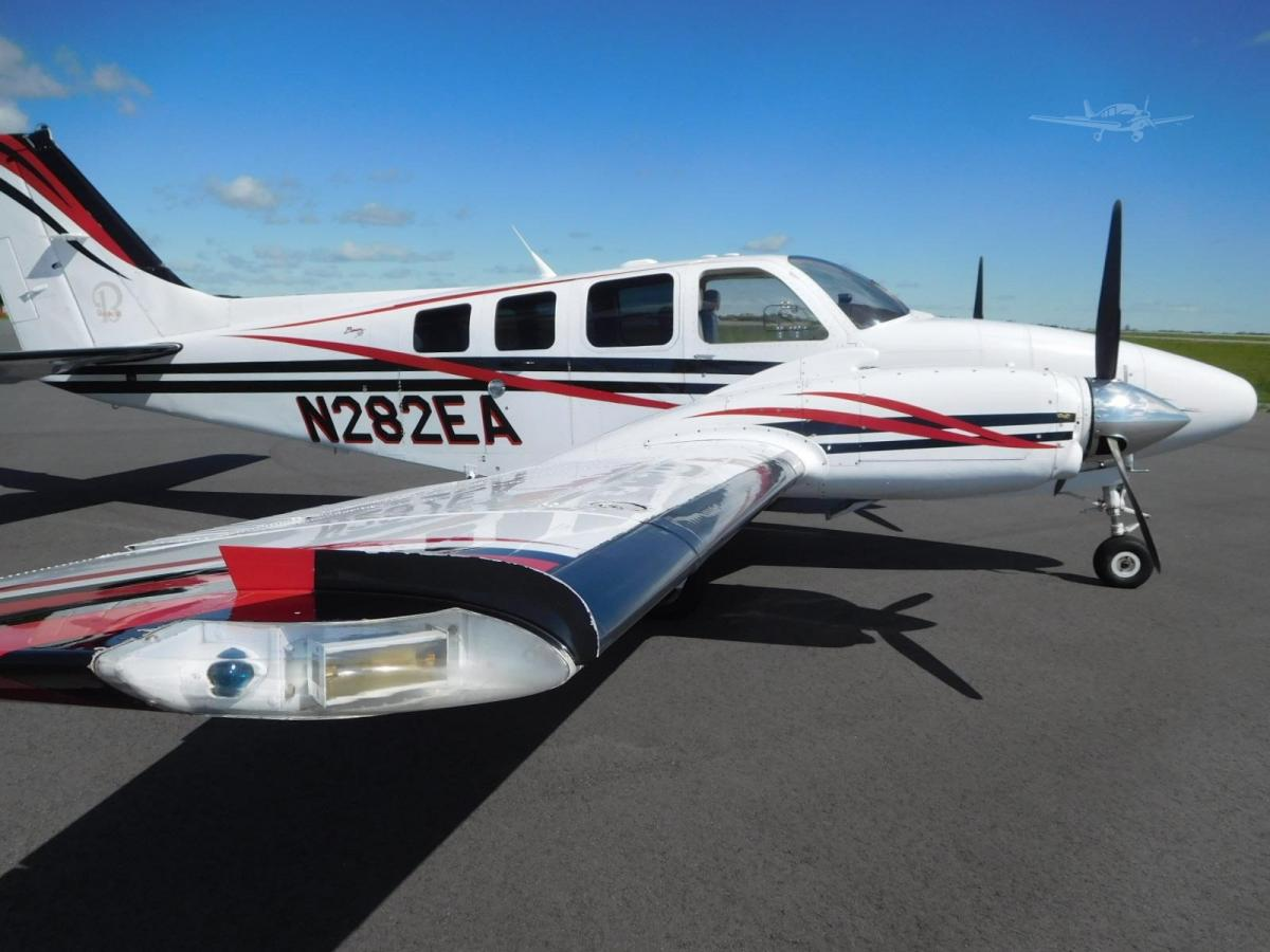 2004 BEECHCRAFT 58 BARON - Photo 1