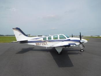 1984 BEECHCRAFT 58 BARON for sale - AircraftDealer.com