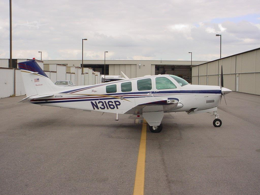 1999 BEECHCRAFT A36 BONANZA - Photo 1