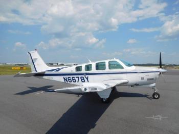 1983 BEECHCRAFT B36TC BONANZA for sale - AircraftDealer.com