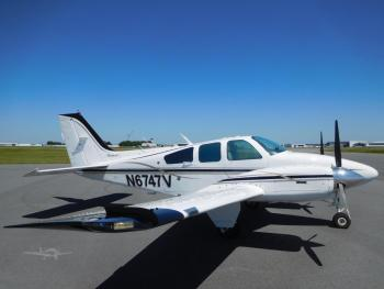 1980 BEECHCRAFT B55 BARON for sale - AircraftDealer.com