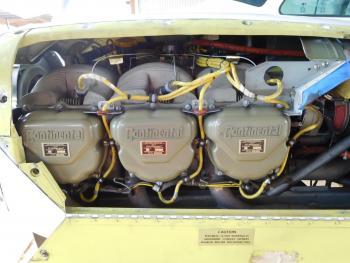 1980 BEECHCRAFT B55 BARON - Photo 3