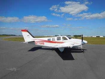1982 BEECHCRAFT 58P BARON  for sale - AircraftDealer.com