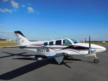 1982 BEECHCRAFT 58 BARON for sale - AircraftDealer.com