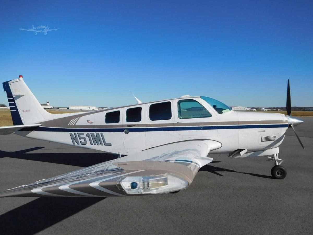 1997 BEECHCRAFT A36 BONANZA - Photo 1