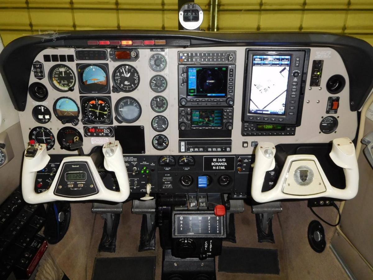 1997 BEECHCRAFT A36 BONANZA Photo 3