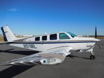 1997 BEECHCRAFT A36 BONANZA for sale - AircraftDealer.com