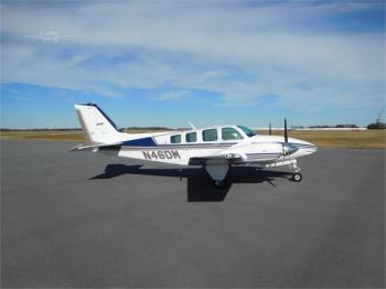 1979 BEECHCRAFT 58 BARON for sale - AircraftDealer.com